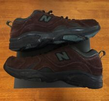 New Balance MX622OD Training Shoes Size 8 4E Wide Brown Hiking Sneaker Suede