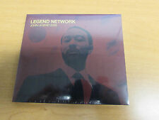 John Legend 2008 Legend Network Cd New Sealed Very rare !!!