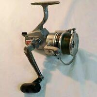 Ryobi SX-3 Small Silver Fishing Reel w Convertable Handle Vintage Retro