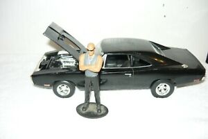 REVELL  Fast and Furious 1970 DODGE CHARGER w/DOMINIC Figure 1/24