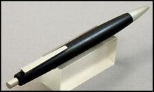 LEGENDARY LAMY 2000 BLACK RESIN AND STEEL BALLPOINT PEN IN BOX