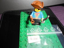 LEGO VINTAGE MINIFIG Pirate 6263-1: Imperial Outpost  6286  1492  1889  1970