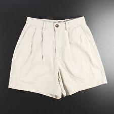 GAP Beige Regular Casual Cotton Shorts Womens M W28