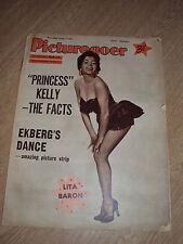 PICTUREGOER February 4 1956 - Princess Grace Kelly, Anita Ekberg,