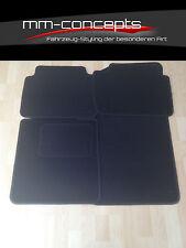 Alfombra coche alfombrillas tapices alfombra para bmw 3er e36 m3 gamuza M-Performance