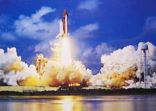 Jigsaw puzzle Space Shuttle Launch 1000 piece long shot NEW made in the USA