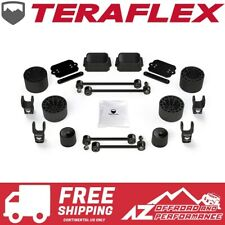 "TeraFlex 2.5"" Spacer Lift Shock Ext. 18-19 Jeep Wrangler JLU 4 Dr Rubicon"