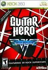 BRAND NEW FACTORY SEALED Xbox 360 Guitar Hero: Van Halen FEAT 20 ROCK SUPERSTARS