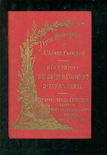 Historique du 65 EME REGIMENT D Infantry 1886