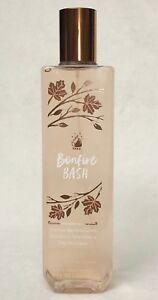 1 Bath & Body Works BONFIRE BASH Fine Fragrance Mist Body Spray 8 oz