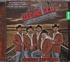 Los Mekanicos de La Musica Nortena CD New Nuevo Sealed