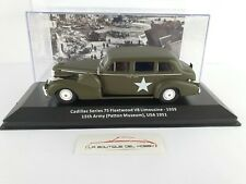 CADILLAC SERIES 75 FLEETWOOD V8 LIMOUSINE (1939) USA 1951 ALTAYA ESCALA 1:43