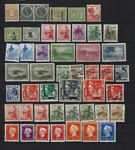 Collection Netherlands Indië   MNH