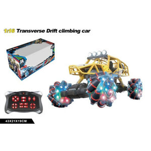 RC Auto Horizontal Dance Music Light Drift 4X4 Off-Road Climbing Car 2.4GHz 1:16