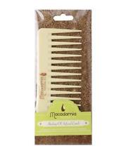 Macadamia Healing Oil Infused Comb Hair Dentangle Tool