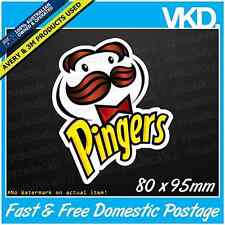 Pingers Sticker/ Decal - JDM DRIFT VINYL Funny Dope Drugs 420 Ecstasy Pingas XTC