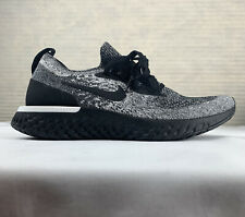 Nike Epic React Flyknit 'Oreo' Women's Running Shoe AQ0070-011 Sz 6