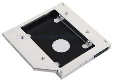 2nd SATA Hard Drive HD HDD SSD Caddy for ASUS M50V M50VC N50V G50V N55S TS-L633A