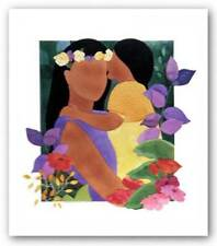 Un Beso Para Mama Julie Vance Art Print 16x20