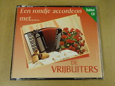 2-CD BOX / DE VRIJBUITERS - EEN RONDJE ACCORDEON MET...