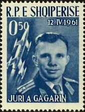 Stamp of Albania -1962 - Yuri Gagarin and Vostok 1 GLOSSY PHOTO PRINT 3612