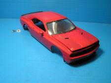 1/24 2008 6.1 Hemi Challenger Hardtop Drag Slot Car Body