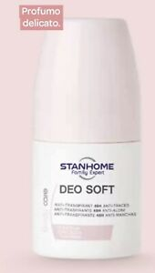 STANHOME: DEO SOFT DOLCEZZA (DEODORANTE ROLL-ON 48 ORE)