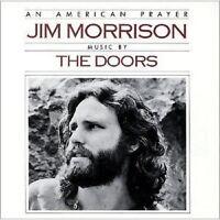 """JIM MORRISON """"AN AMERICAN PRAYER"""" CD 23 TRACKS NEU"""