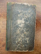1837 County Atlas England Wales Fullarton Bell Old Antique Book Complete Prints