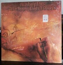 The Moody Blues - To Our Childrens Childrens Children LP Vinyl Psych TOP COPY NM