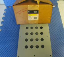 NOS GE Pushbutton Enclosure 080HEG44