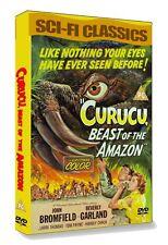 CURUCU, BEAST OF THE AMAZON (1956)  DVD