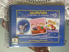 Goldbuch Spiralalbum Fotoalbum Sternzeichen SKORPION, neu eingeschweißt, 23x17