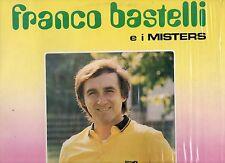 FRANCO BASTELLI e I MISTERS disco LP 33 g. CANTO DI PRIMAVERA made in ITALY