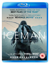 Iceman Blu-ray (2018) Jürgen Vogel ***NEW***