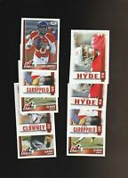2014 Sage Football Rc Rookie 9 Card Lot Mason Garoppolo Plus more