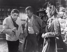 "Al Freeman, Jr, Joanna Shimkus ""The Lost Man"" vintage movie still"