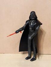 Star Wars Kenner Figure!  Darth Vader 1st 12 1977! Vintage! Hong Kong COO!