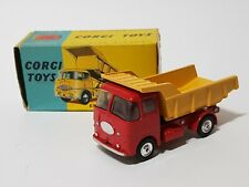 Corgi Toys No. 458, ERF Model 64G Earth Dumper, - Superb V Near Mint Condition.