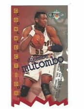 Fleer Not Authenticated 1995-96 Season NBA Basketball Trading Cards