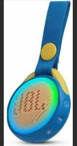 JBL JR POP - Waterproof portable Bluetooths Speaker Designed for Kids - Blue