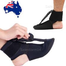 Adjustable Plantar Fasciitis Foot Brace Toes Sports Pain Fascia Night Splint AU