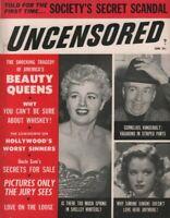 Uncensored June 1955 Shelly Winters Cornelius Vanderbilt 070519DBE2