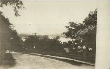 Taylors Falls MN From Gov't Hill c1910 Real Photo Postcard