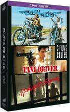 Easy rider, Taxi driver, Midnight express COFFRET 3 DVD NEUF SOUS BLISTER