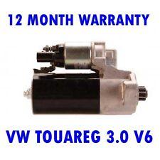 VW TOUAREG 3.0 V6 2004 2005 2006 2007 2008 2009 2010 RMFD STARTER MOTOR
