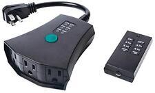 Master Electrician Indoor/Outdoor Digital Timer w/Remote Control RC-021/TR-020