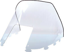 Windshield Arctic Cat WILD CAT (EXC FAIRING STYLE)  '88-92 -SMOKE HIGH 17""