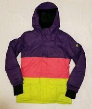 F15 Girls 686 Polly Insulated Snowboard-Ski Jacket Size Youth XL