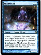 MTG 1x MINDREAVER - Born of the Gods *Rare Human Heroic NM*